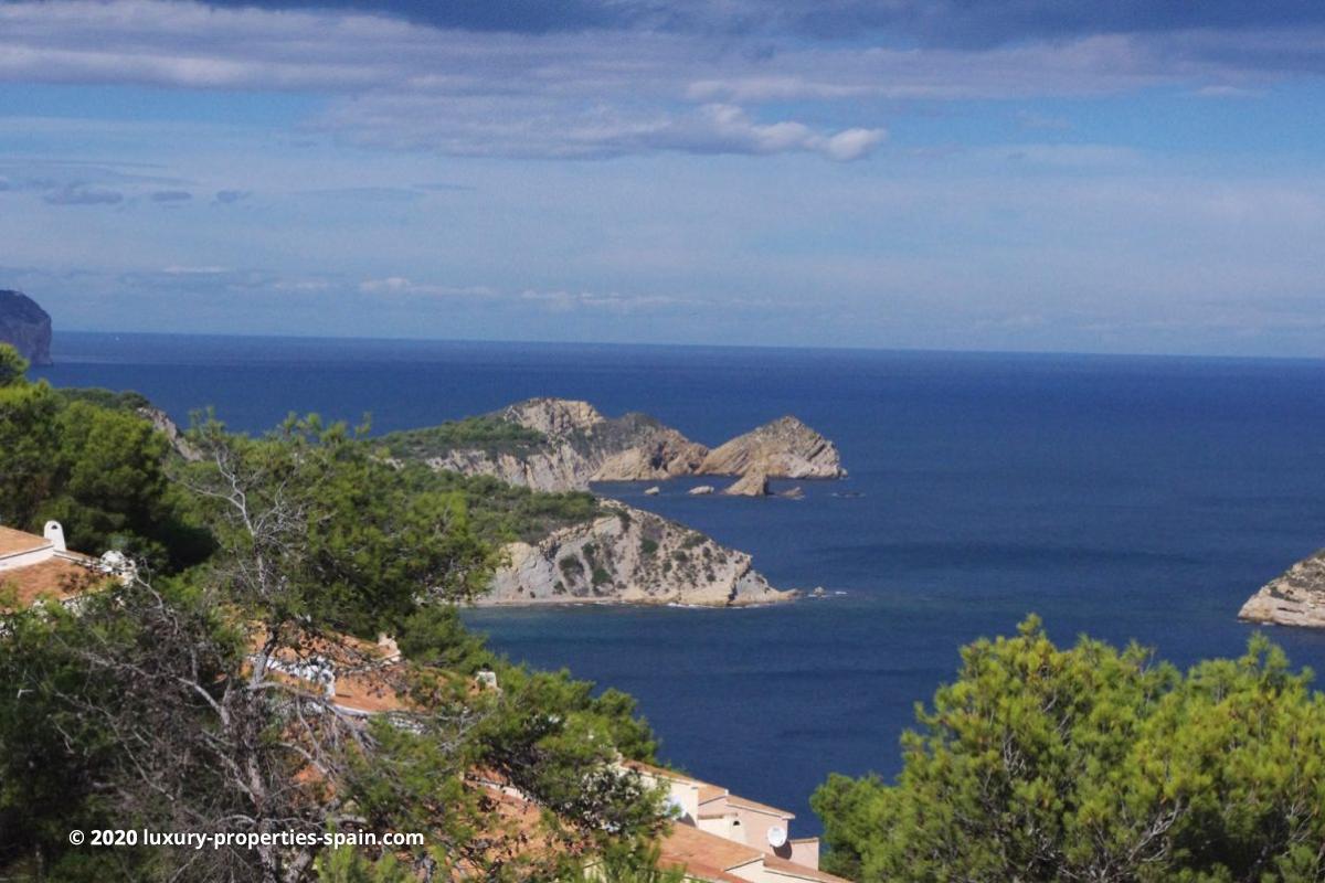 Luxury Properties Spain - Costa Blanca - Balcon al Mar
