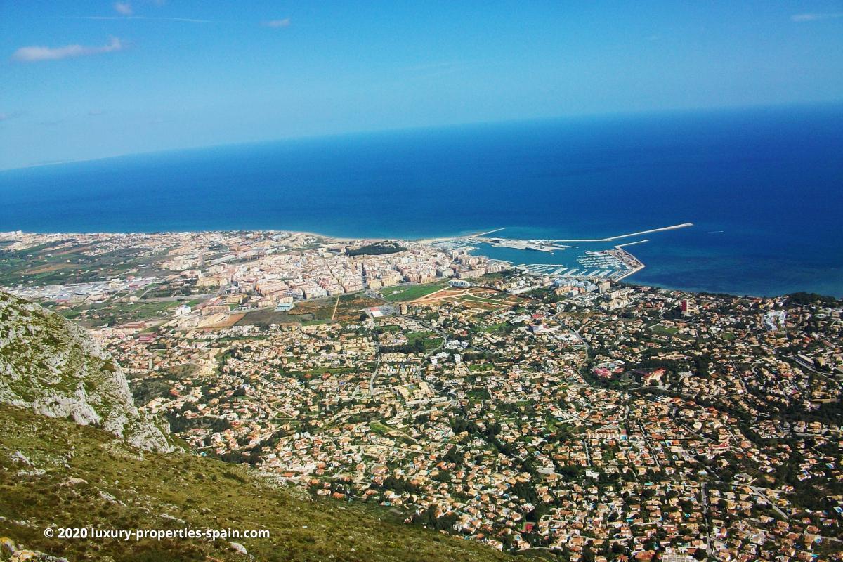 Luxury Properties Spain - Costa Blanca - Denia - Montgo
