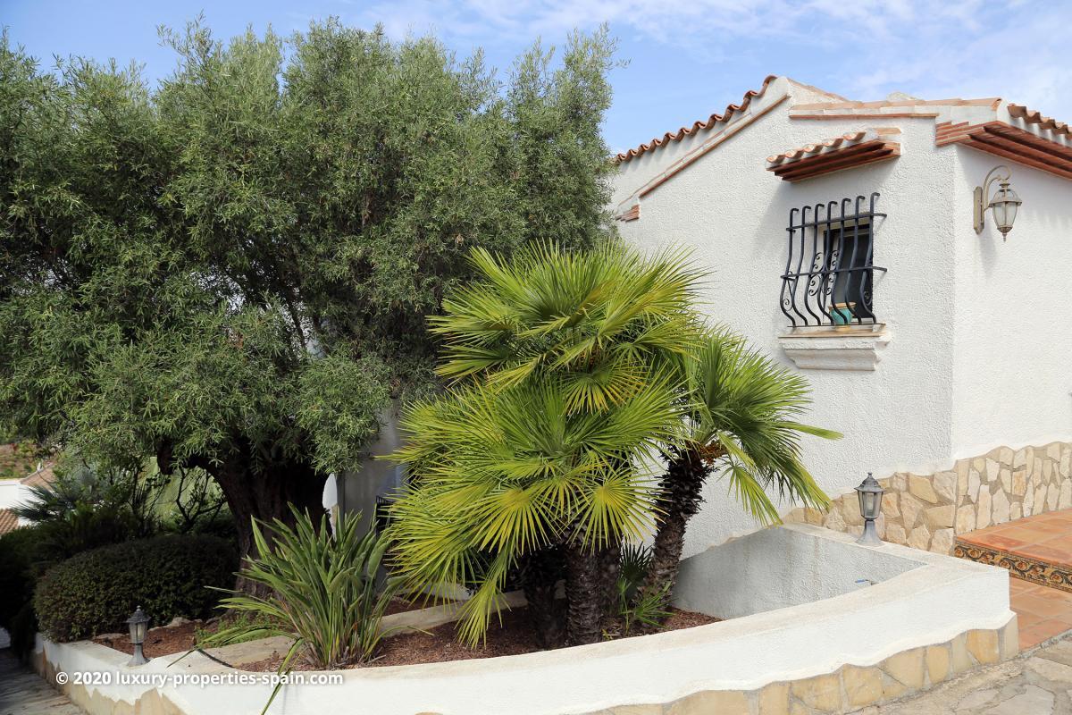 Luxury property for sale in Spain - Costa Blanca - Denia - Monte Pego