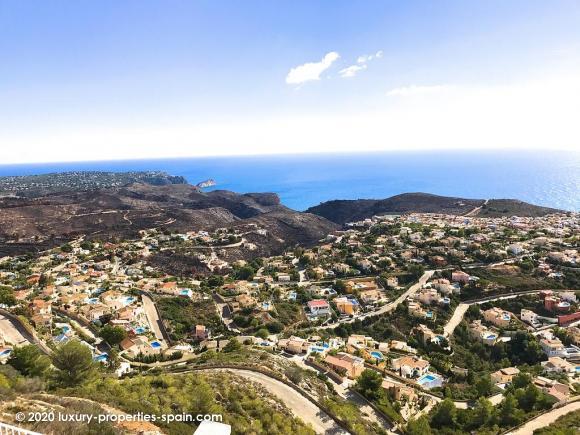 Luxury Properties Spain - Benitachell - Cumbre del Sol