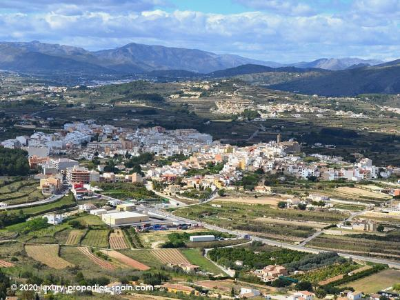Luxury Properties Spain - Costa Blanca - Benitachell