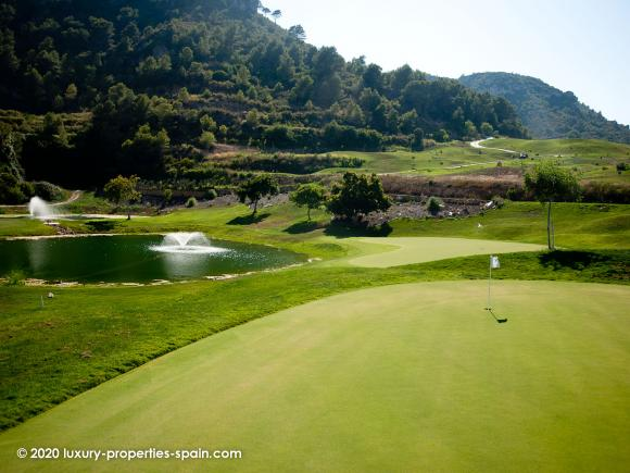 Luxury Properties Spain - La Galiana Golf