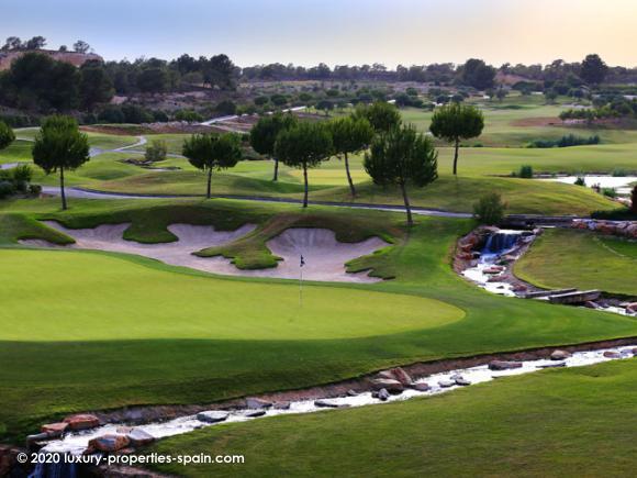 Luxury Properties Spain - Las Colinas Golf