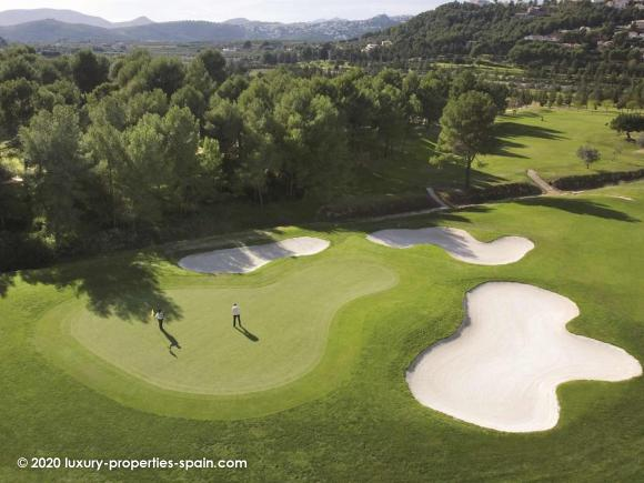 Luxury Properties Spain - La Sella Golf