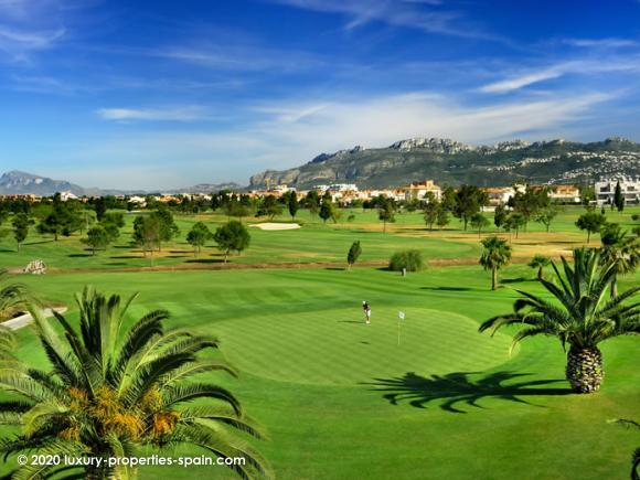 Luxury Properties Spain - Oliva Nova Golf