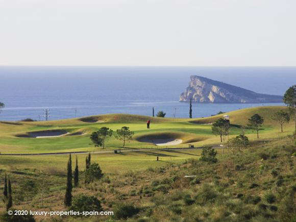 Luxury Properties Spain - Villaitana Golf