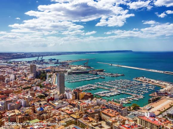 Luxury Properties Spain - Marina Alicante