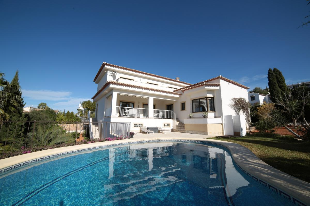 A vendre Luxury 5 bedroom property in Monte Pego